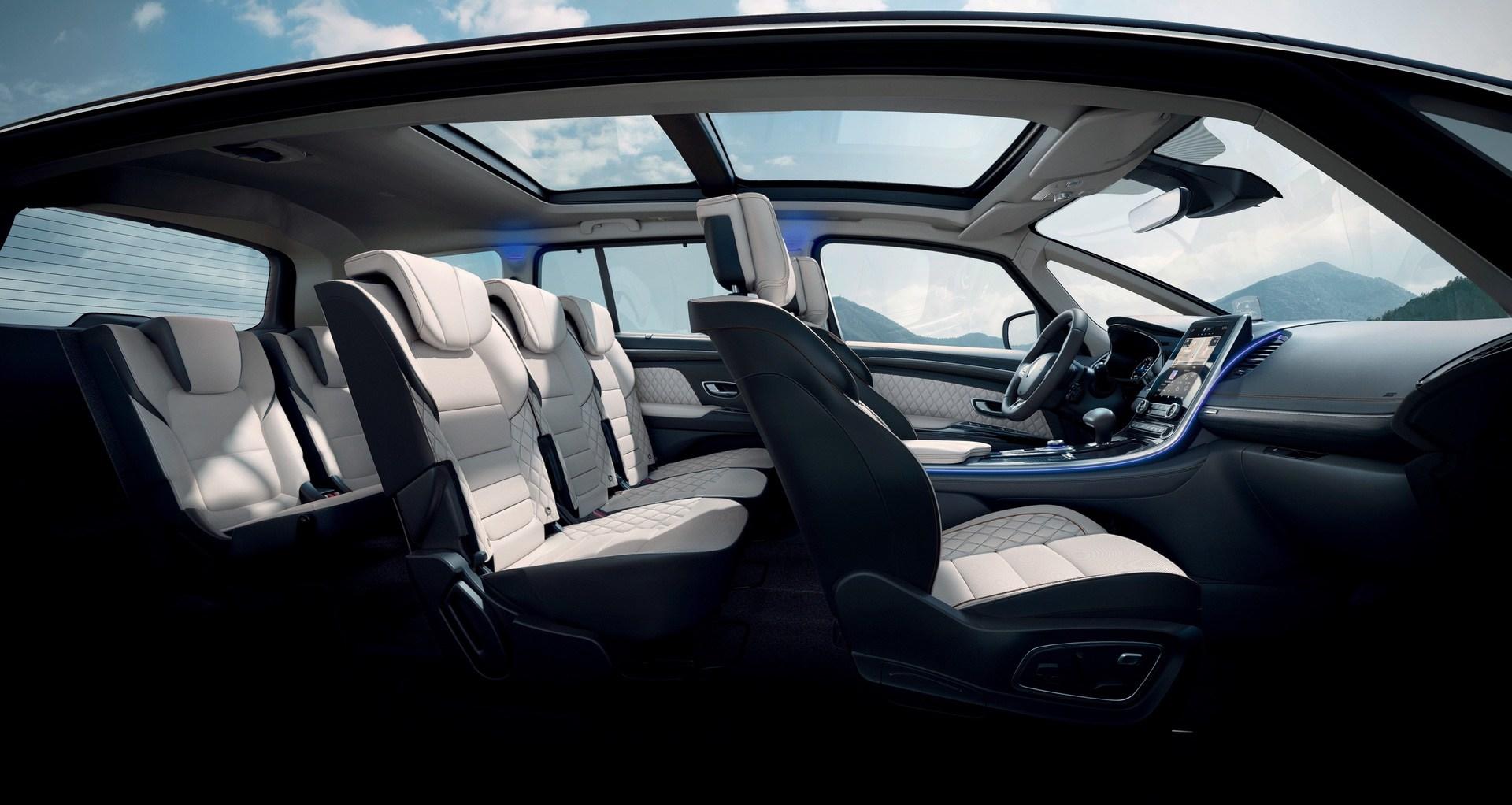 2019 - Nouveau Renault ESPACE Initiale Paris