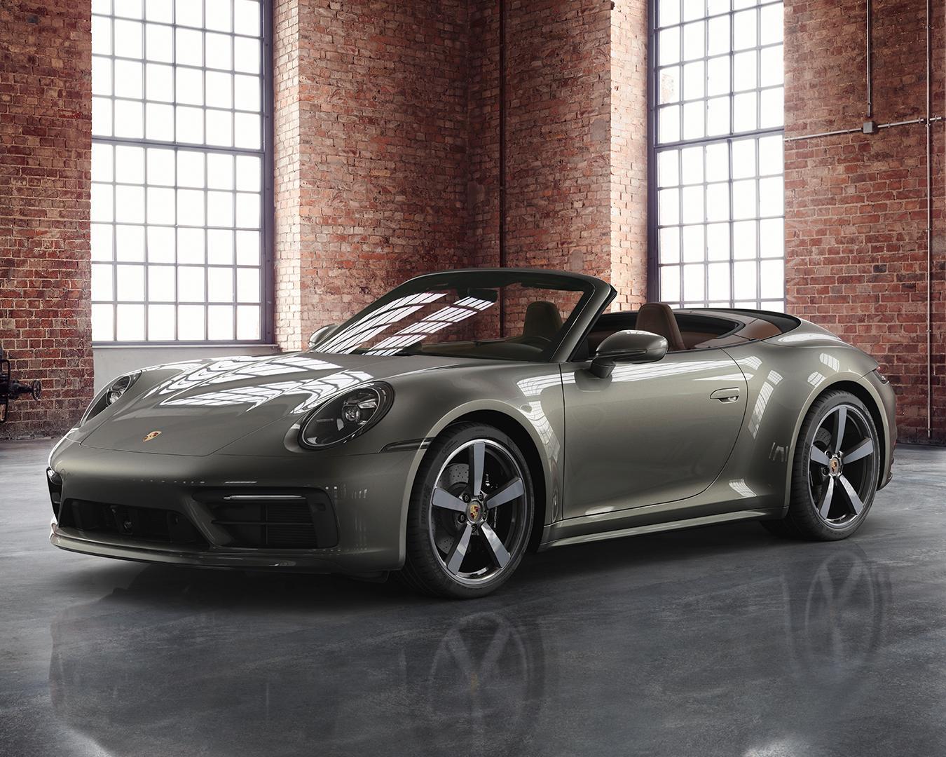 911 Carrera S Cabriolet by Porsche Exclusive (1)