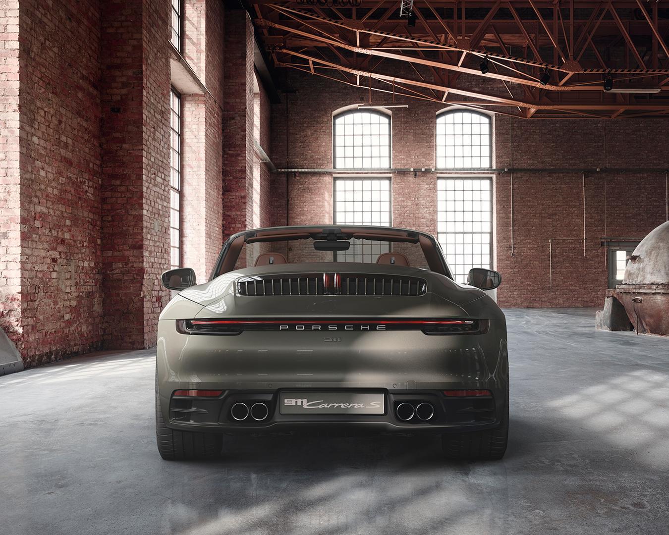 911 Carrera S Cabriolet by Porsche Exclusive (2)