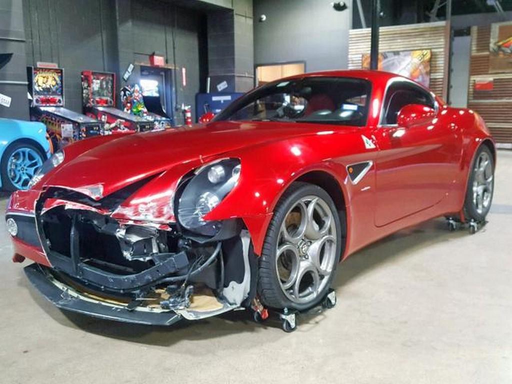Alfa Romeo 8C Competizione for sale (1)
