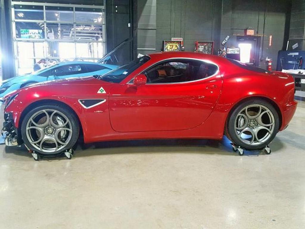 Alfa Romeo 8C Competizione for sale (16)