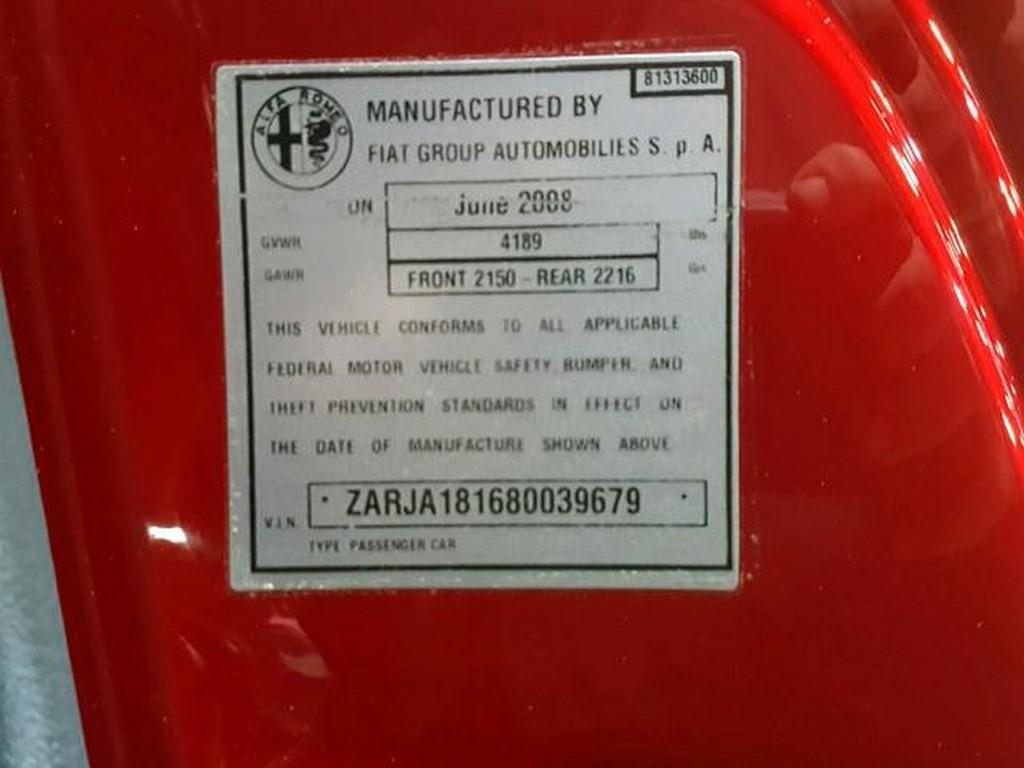 Alfa Romeo 8C Competizione for sale (18)