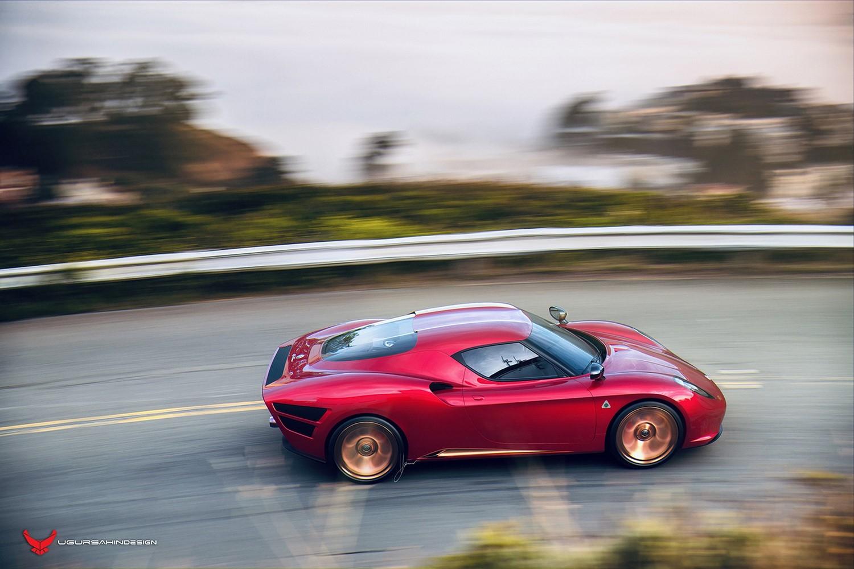 Alfa Romeo Nivola 2019 by Ugur Sahin Design (1)