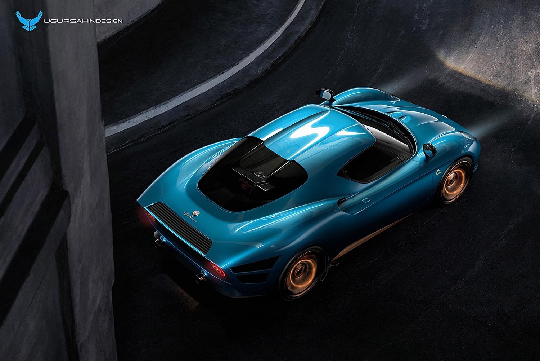 Alfa Romeo Nivola 2019 by Ugur Sahin Design (10)