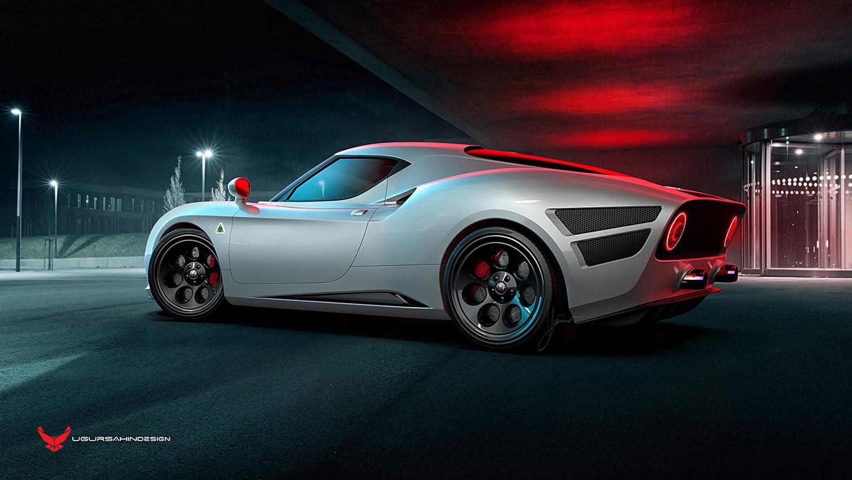 Alfa Romeo Nivola 2019 by Ugur Sahin Design (11)