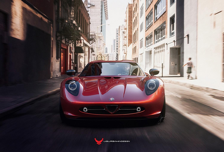 Alfa Romeo Nivola 2019 by Ugur Sahin Design (4)