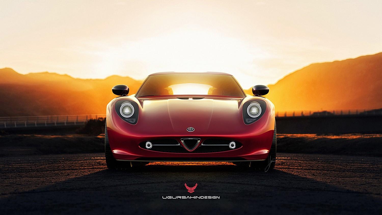 Alfa Romeo Nivola 2019 by Ugur Sahin Design (9)