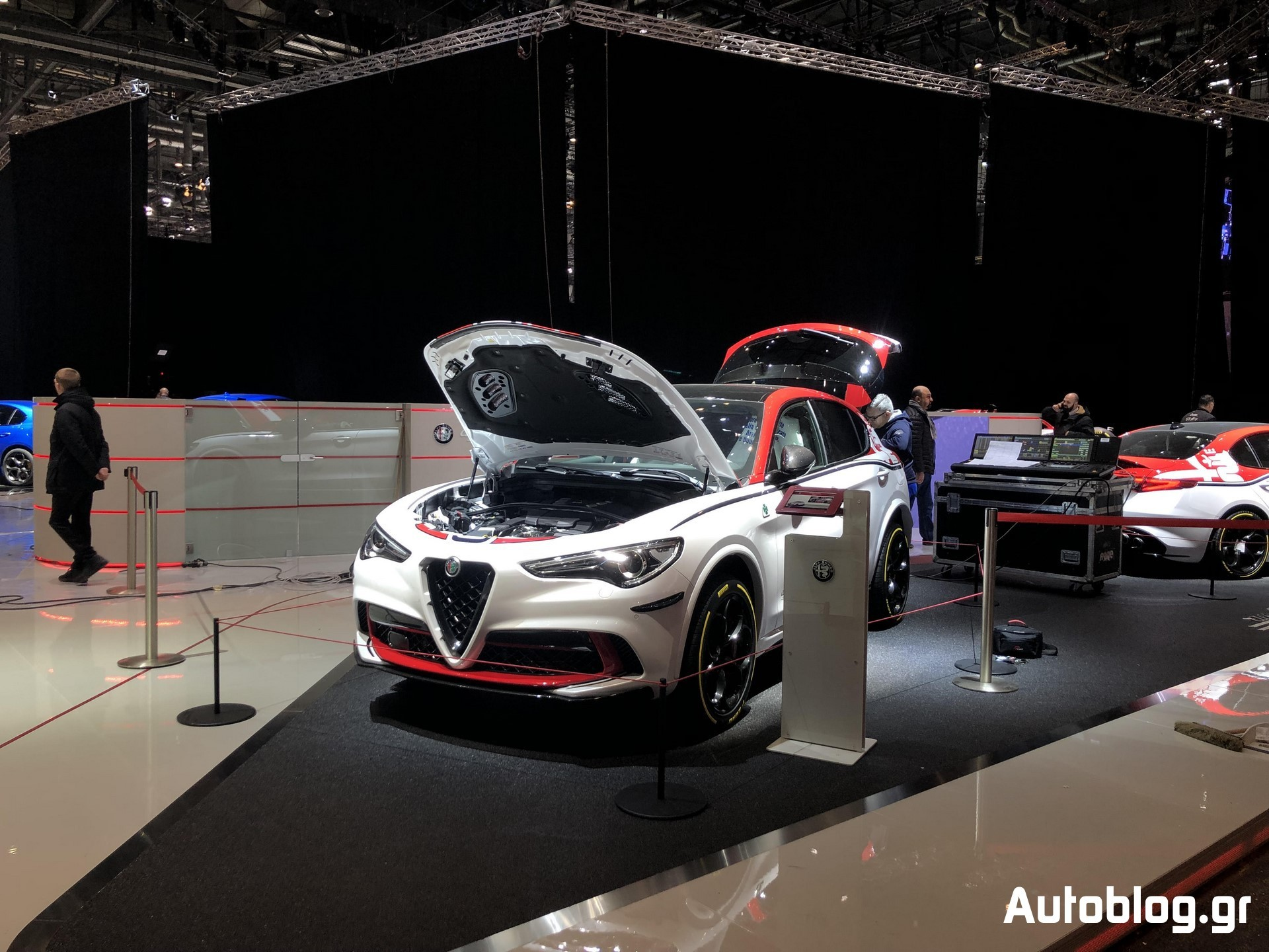 Alfa Romeo Stand Geneva 2019 (3)