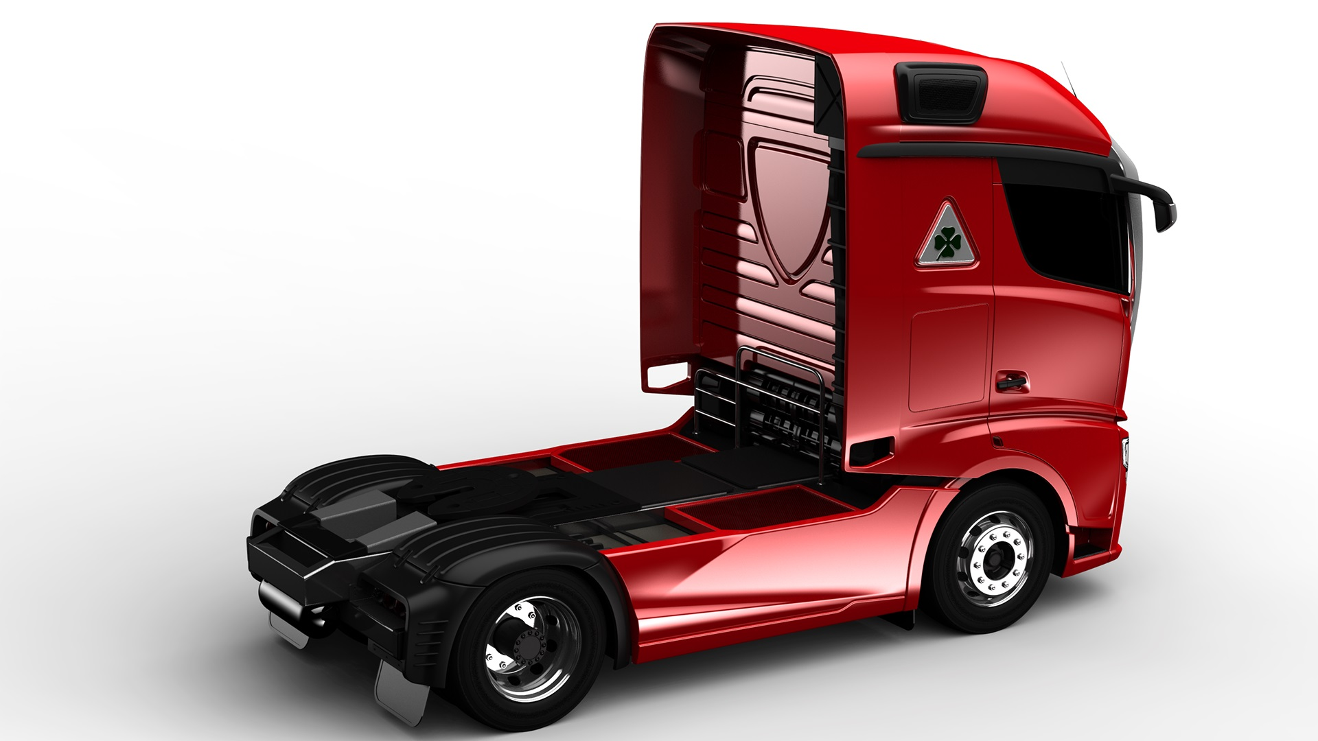Alfa Romeo Truck concept rendering (13)