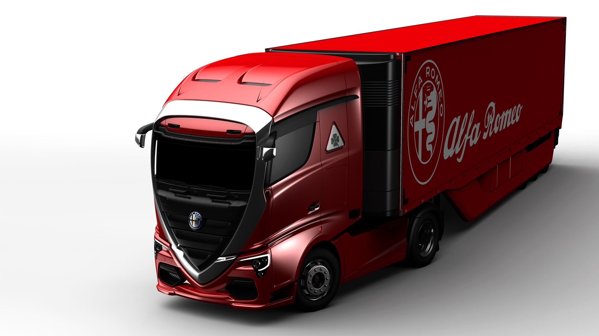 Alfa Romeo Truck concept rendering (5)