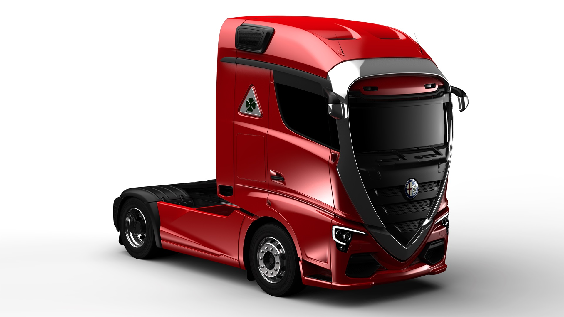 Alfa Romeo Truck concept rendering (9)