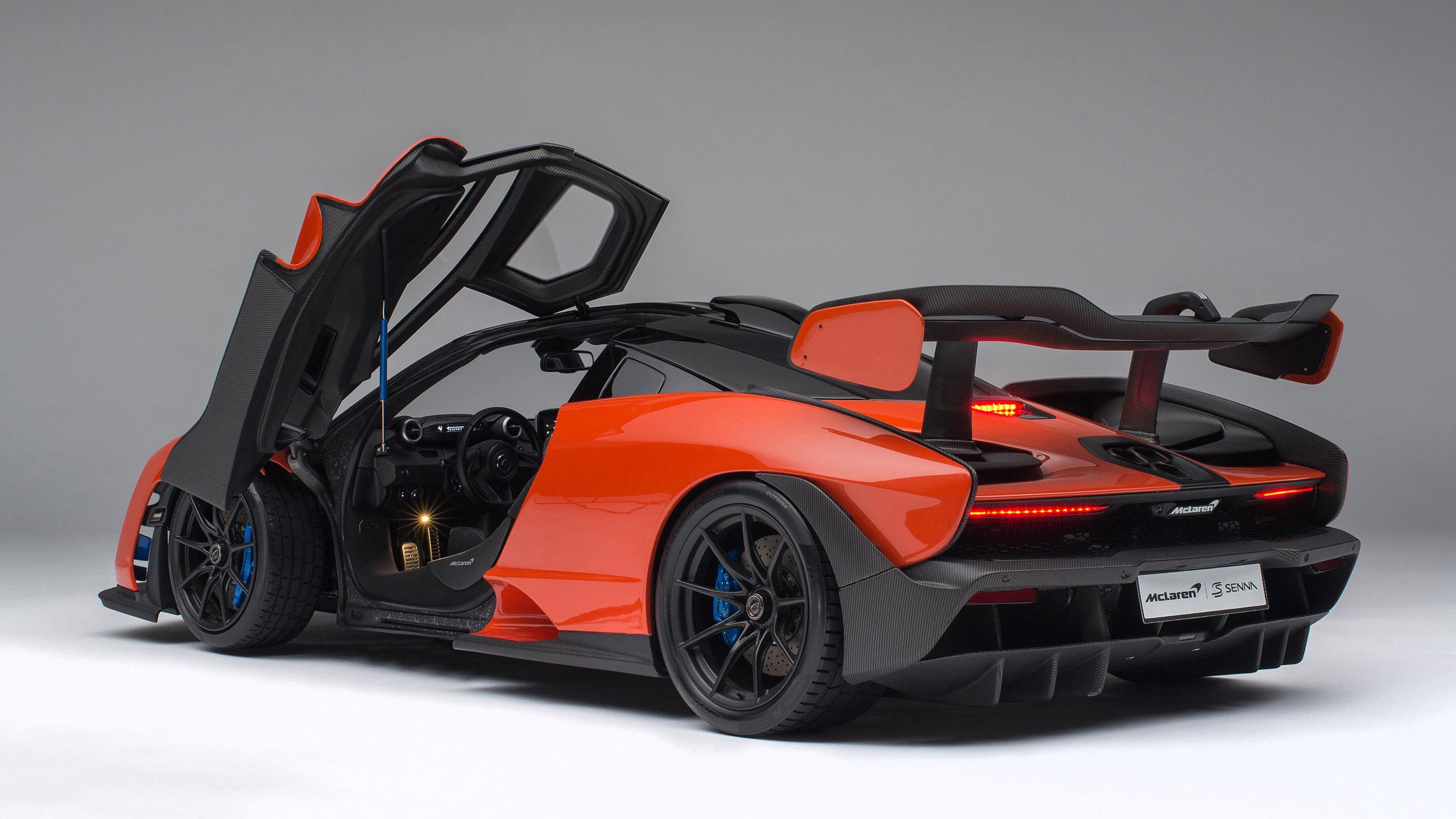 Amalgam-McLaren-Senna-miniature-model-2