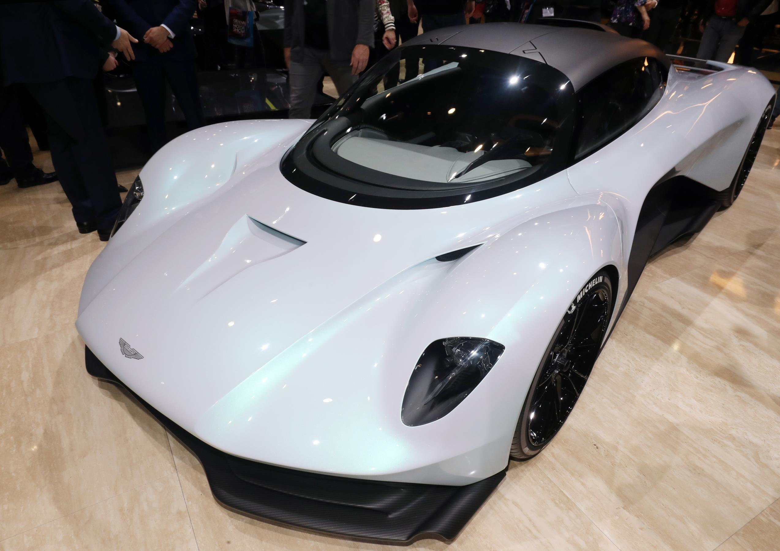 Aston Martin AM-RB 003 live Geneva 2019 (3)