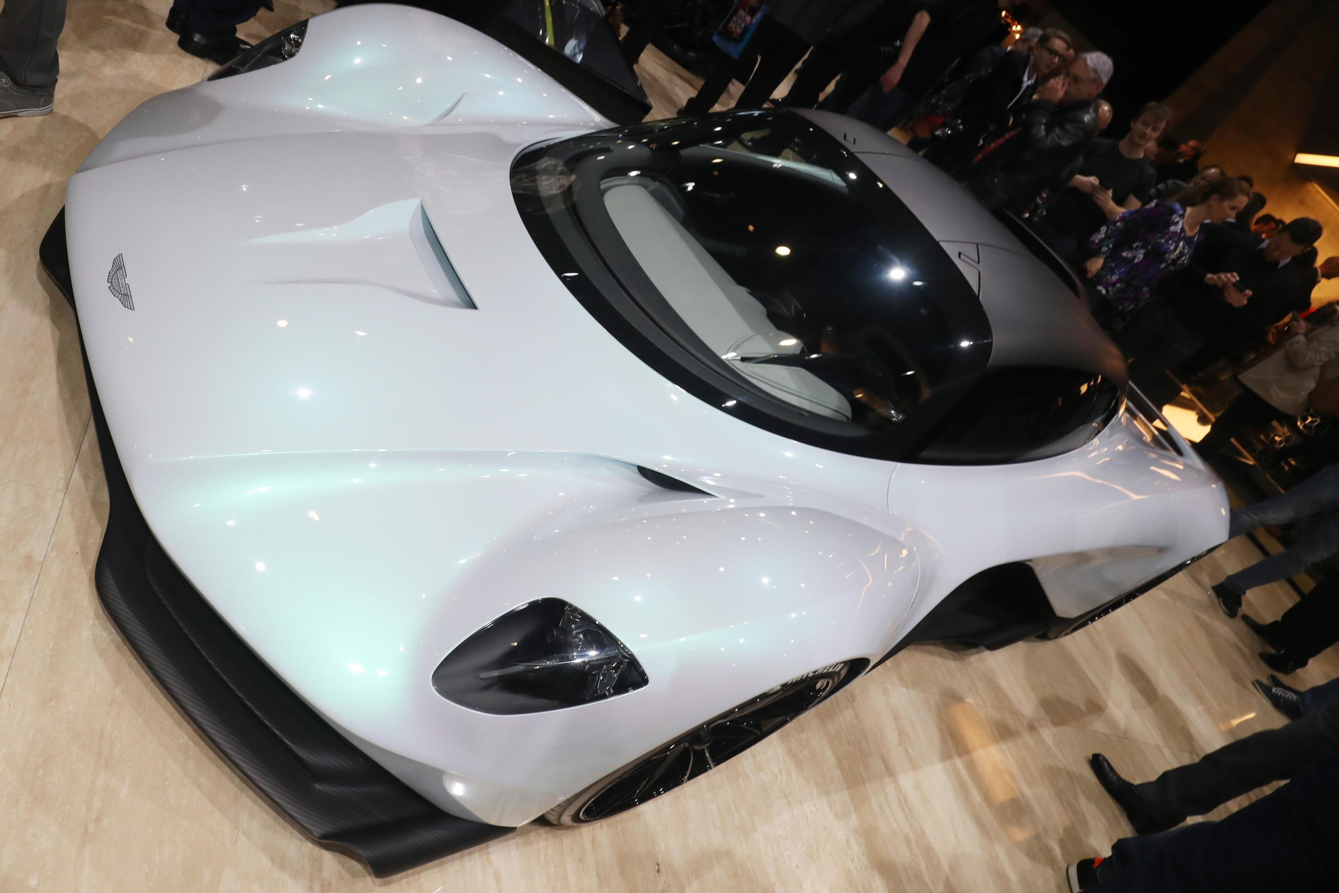 Aston Martin AM-RB 003 live Geneva 2019 (4)