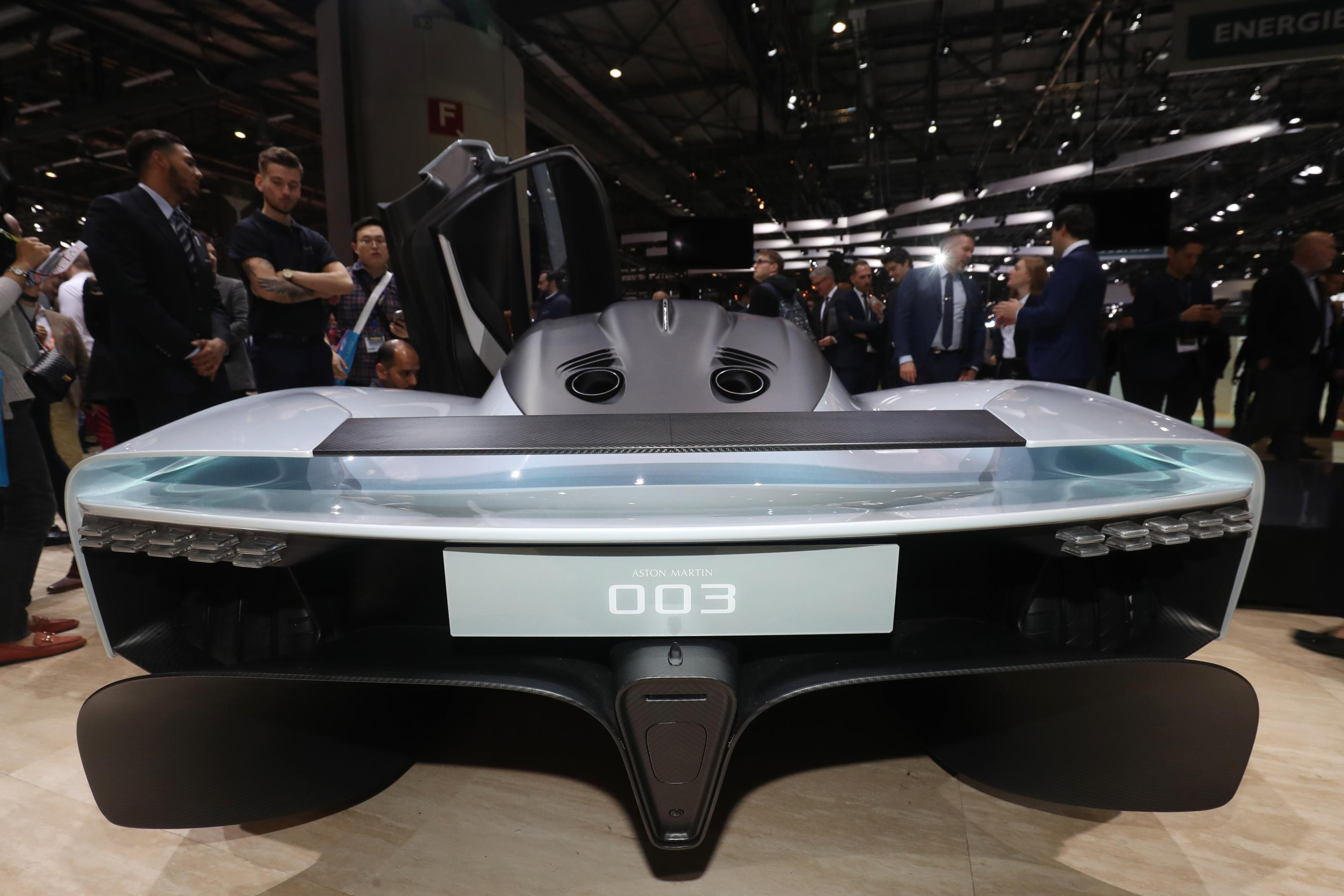 Aston Martin AM-RB 003 live Geneva 2019 (8)
