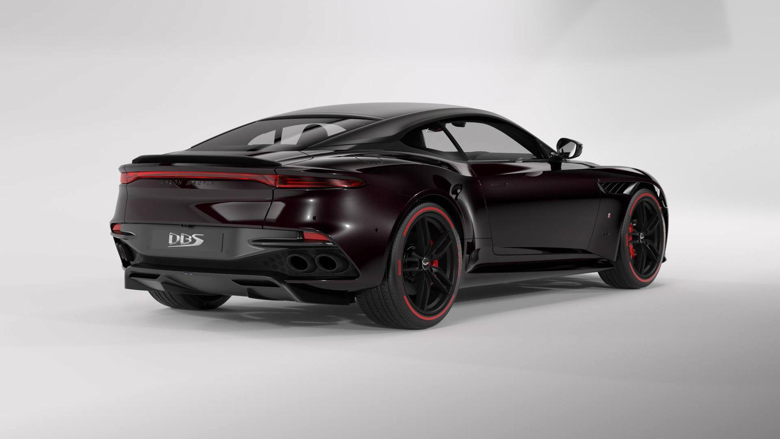 Aston Martin DBS Superleggera Tag Heuer Edition (2)