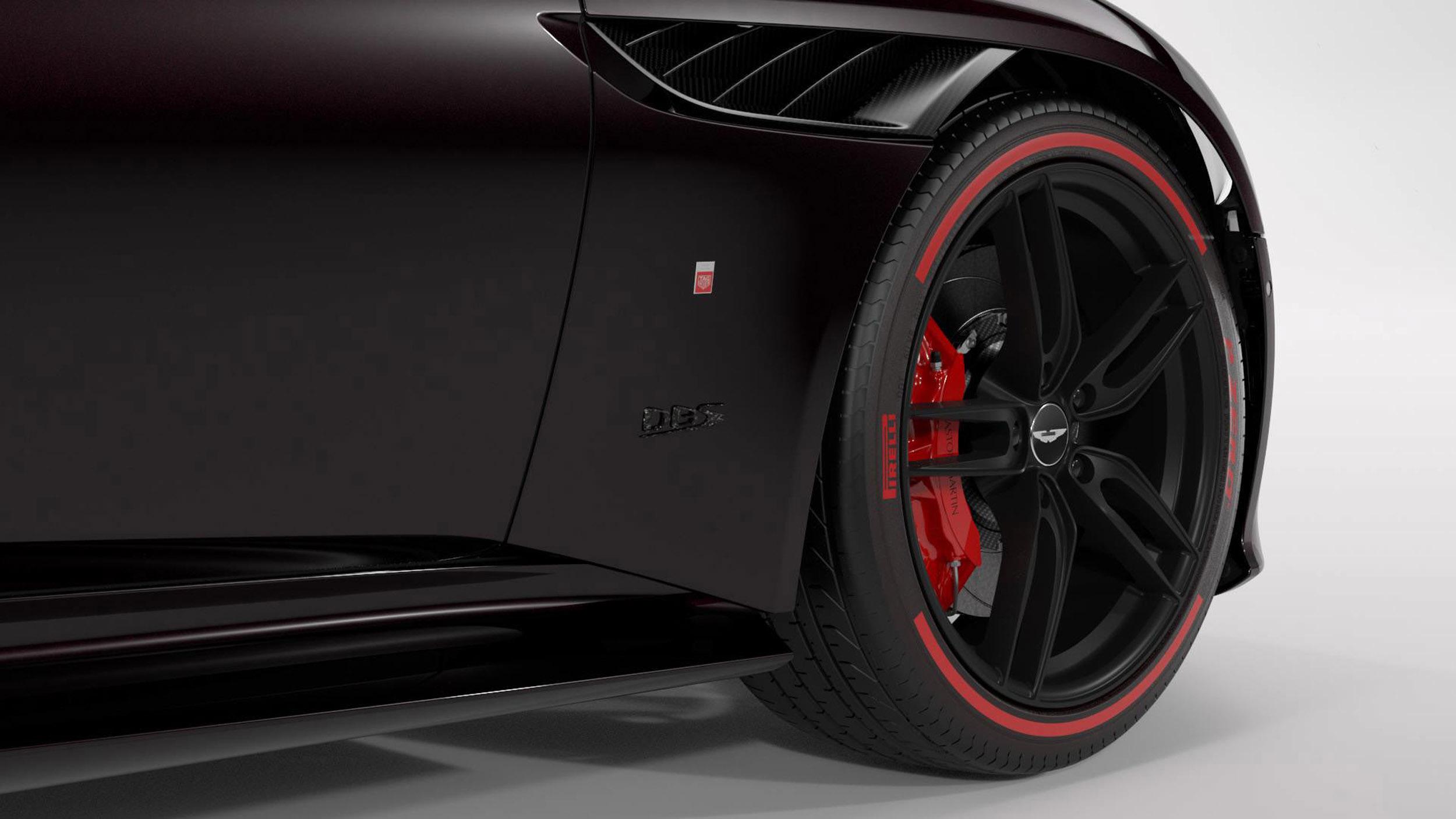 Aston Martin DBS Superleggera Tag Heuer Edition (3)
