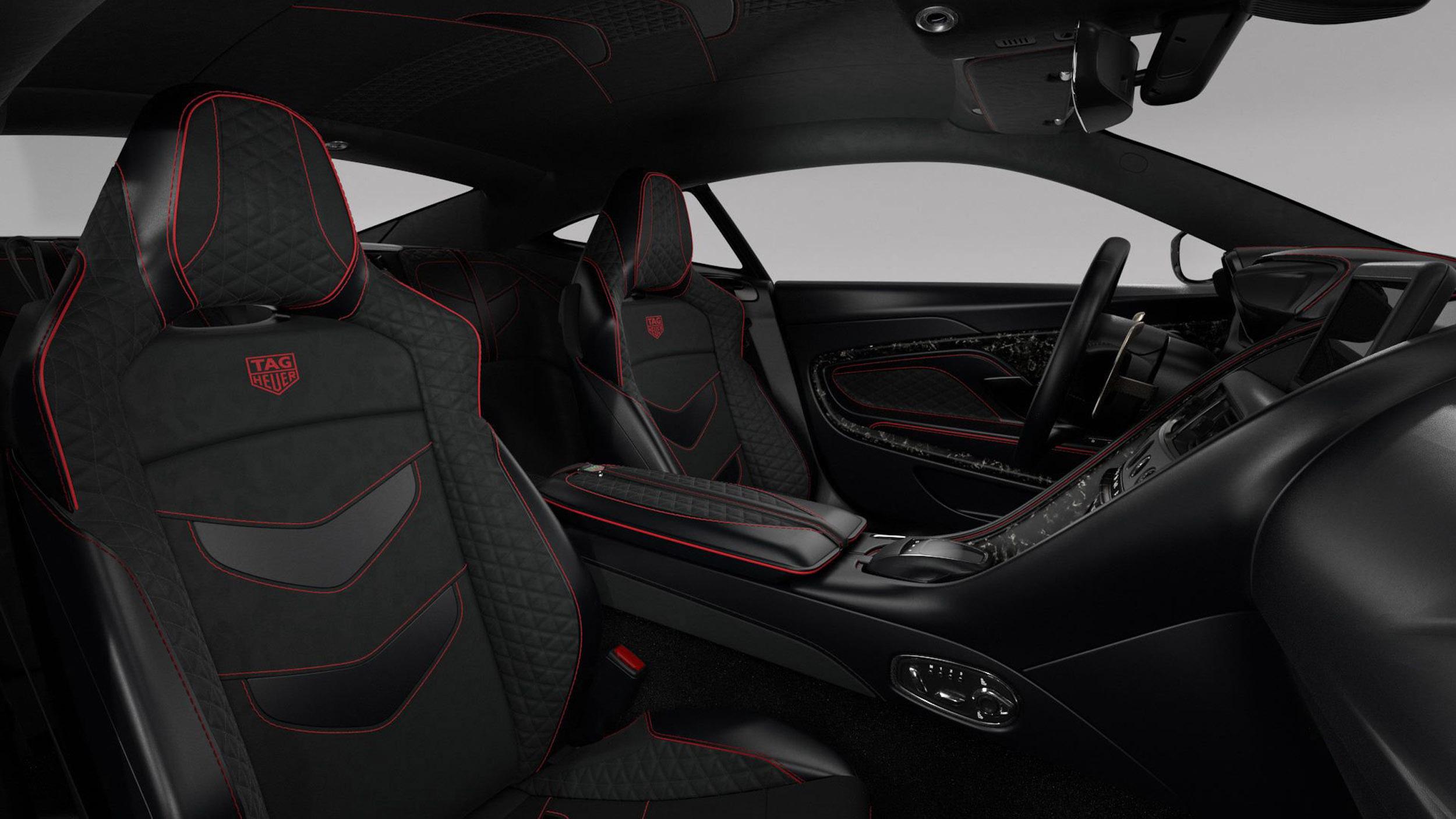 Aston Martin DBS Superleggera Tag Heuer Edition (4)