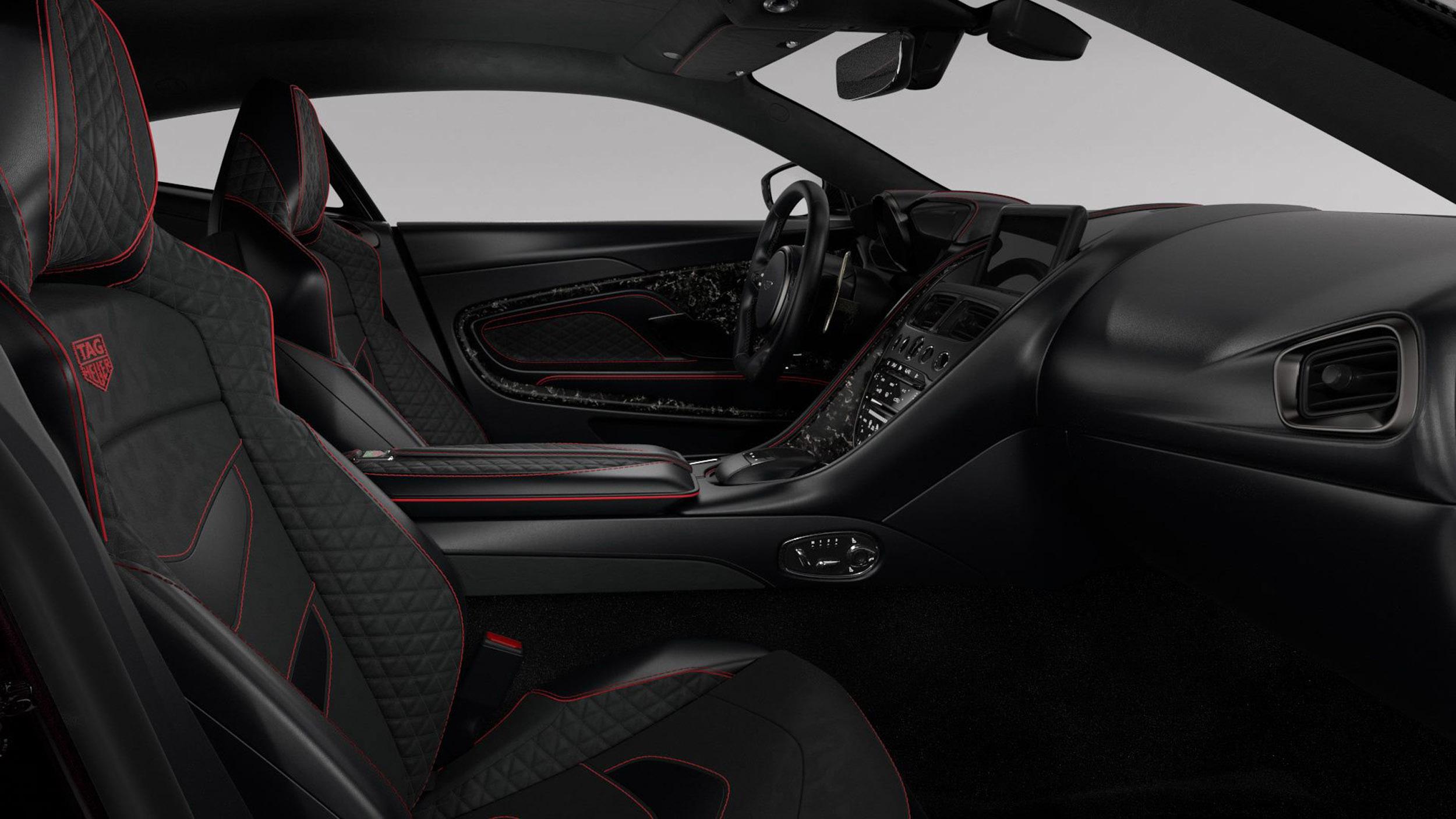 Aston Martin DBS Superleggera Tag Heuer Edition (5)