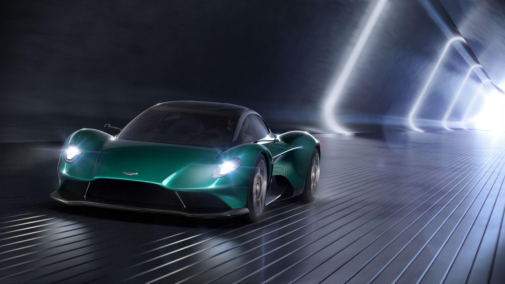 Aston Martin Vanquish Vision Concept (1)
