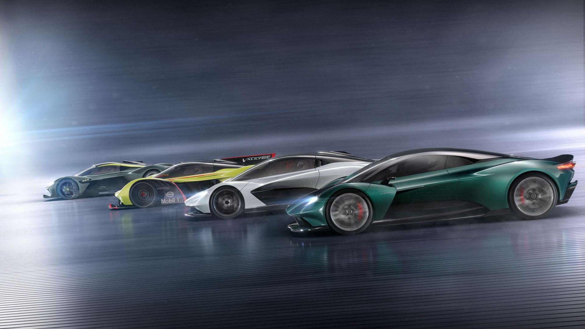 Aston Martin Vanquish Vision Concept (12)