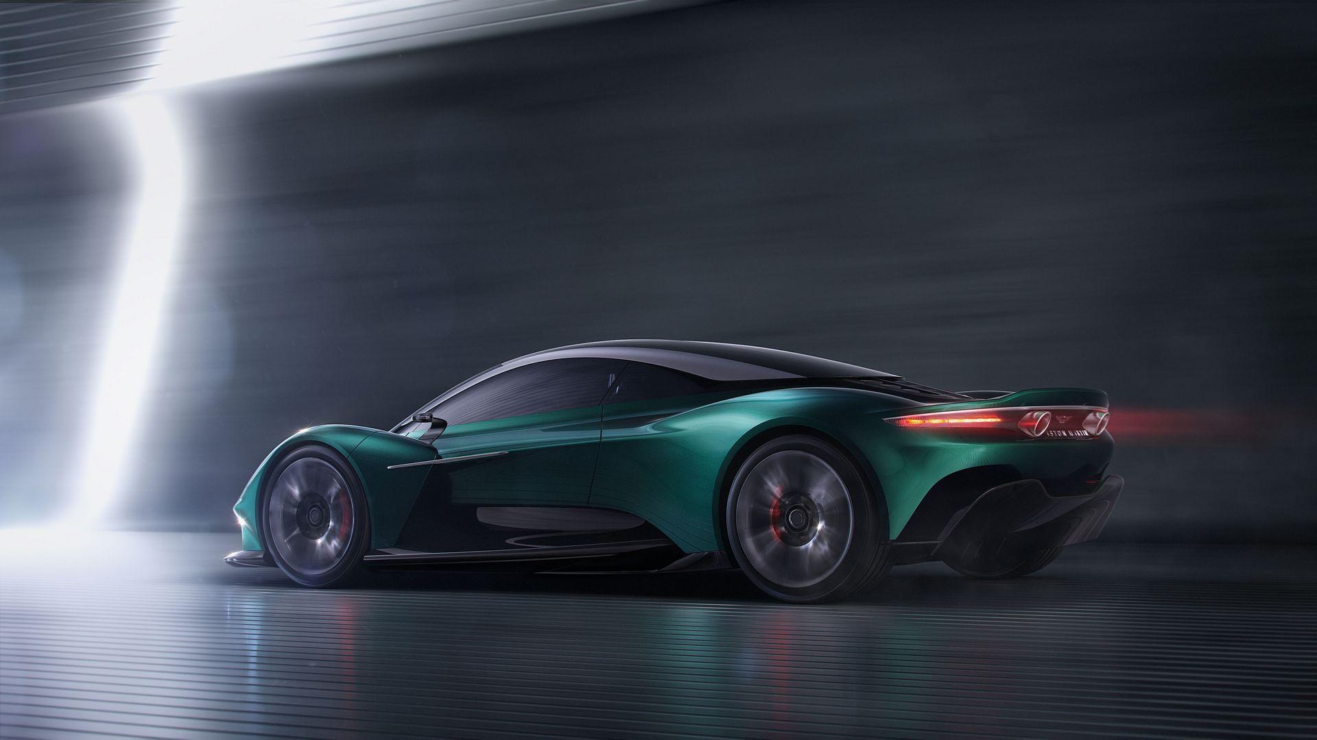 Aston Martin Vanquish Vision Concept (2)