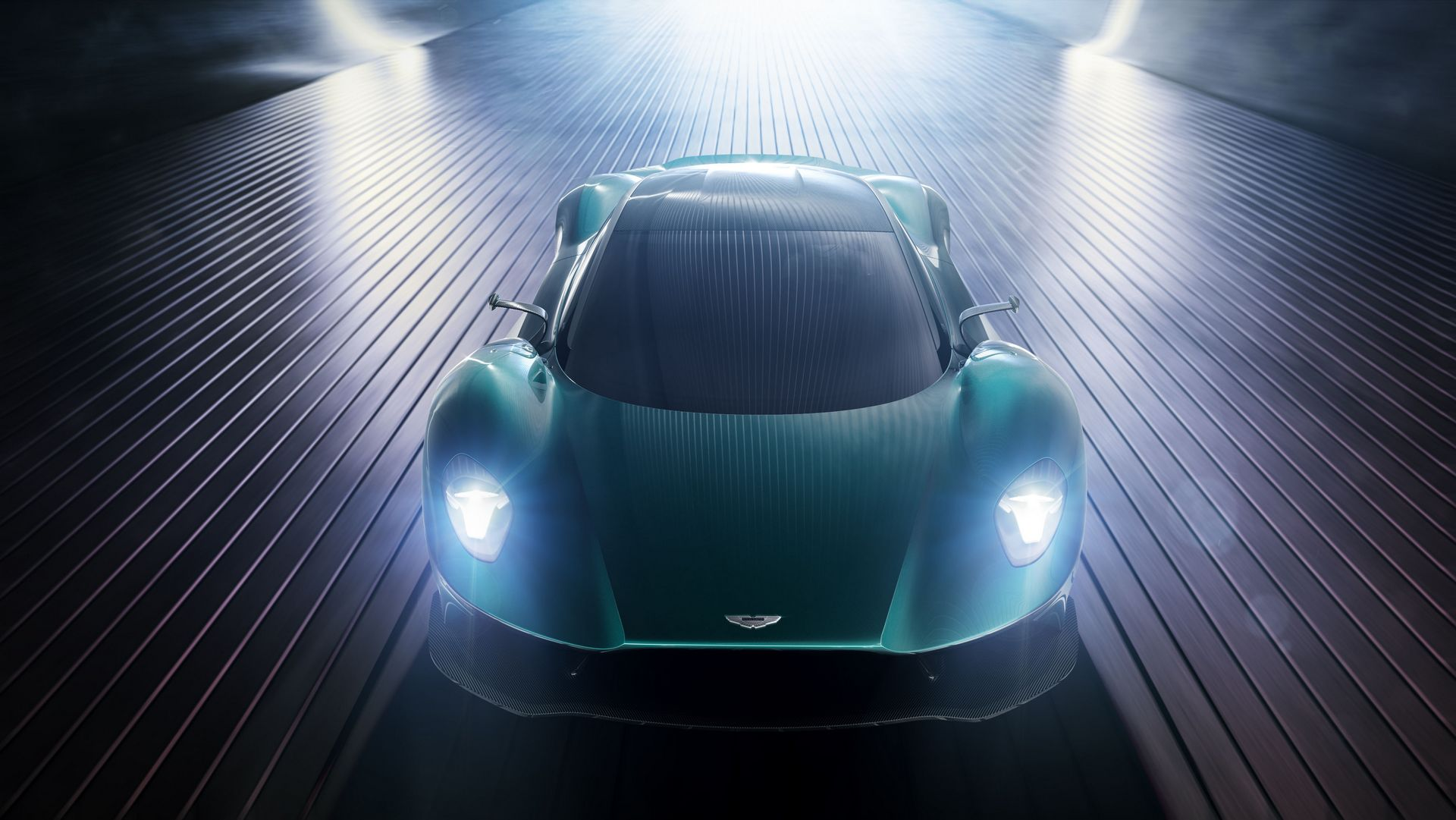Aston Martin Vanquish Vision Concept (3)