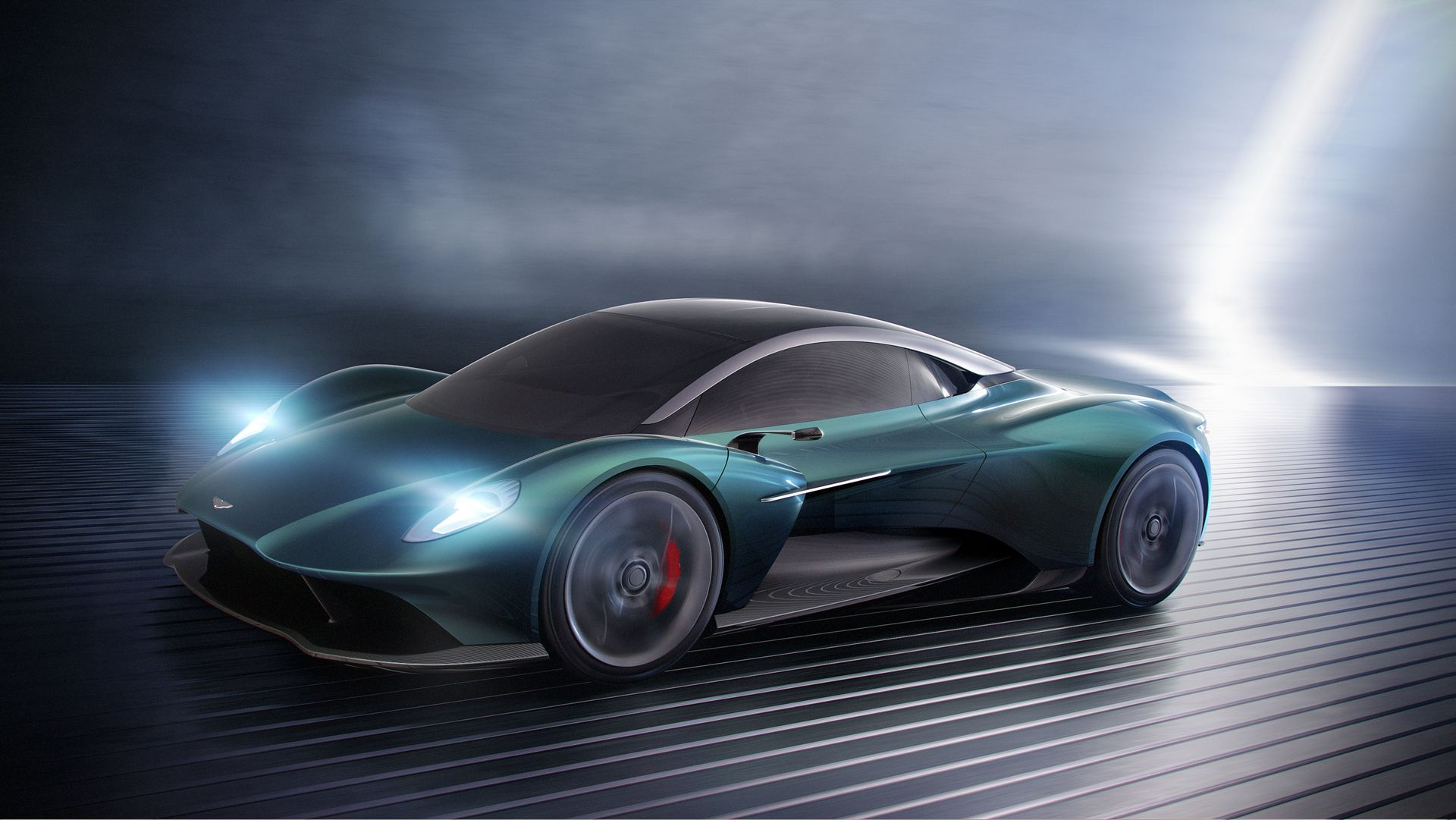 Aston Martin Vanquish Vision Concept (6)