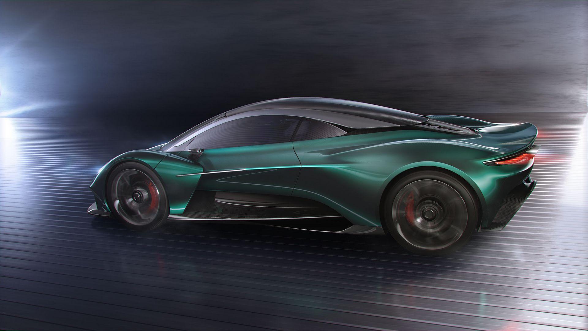 Aston Martin Vanquish Vision Concept (7)