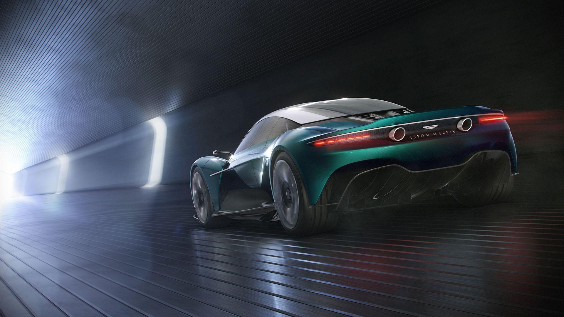 Aston Martin Vanquish Vision Concept (8)