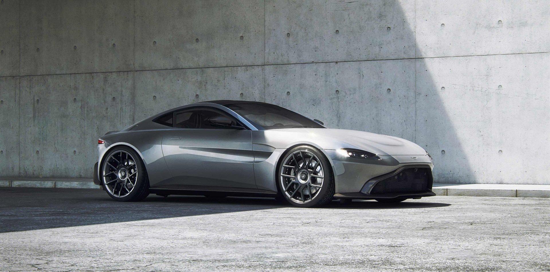 Aston Martin Vantage by wheelsandmore (1)