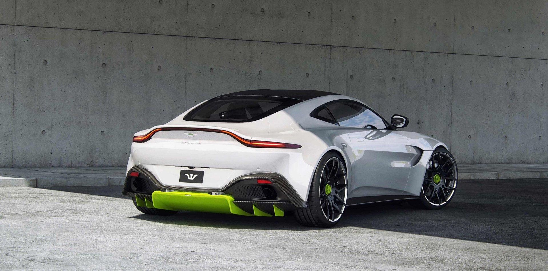Aston Martin Vantage by wheelsandmore (2)