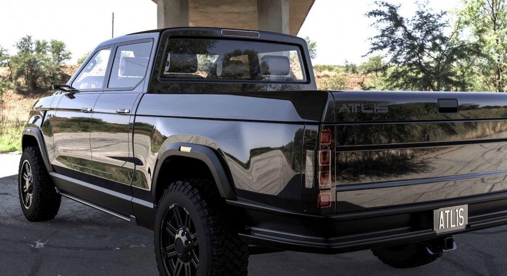 Το Atlis XT είναι ένα ακόμη ηλεκτρικό pickup - Autoblog.gr
