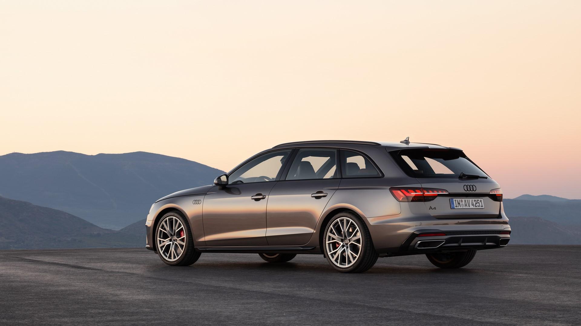 Επίσημο: Audi A4 facelift 2020 - Autoblog.gr