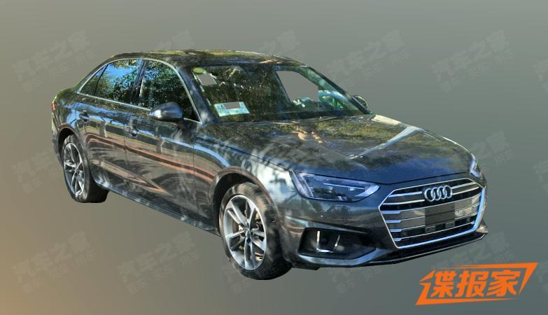 Audi_A4_L_facelift_leaked_0000