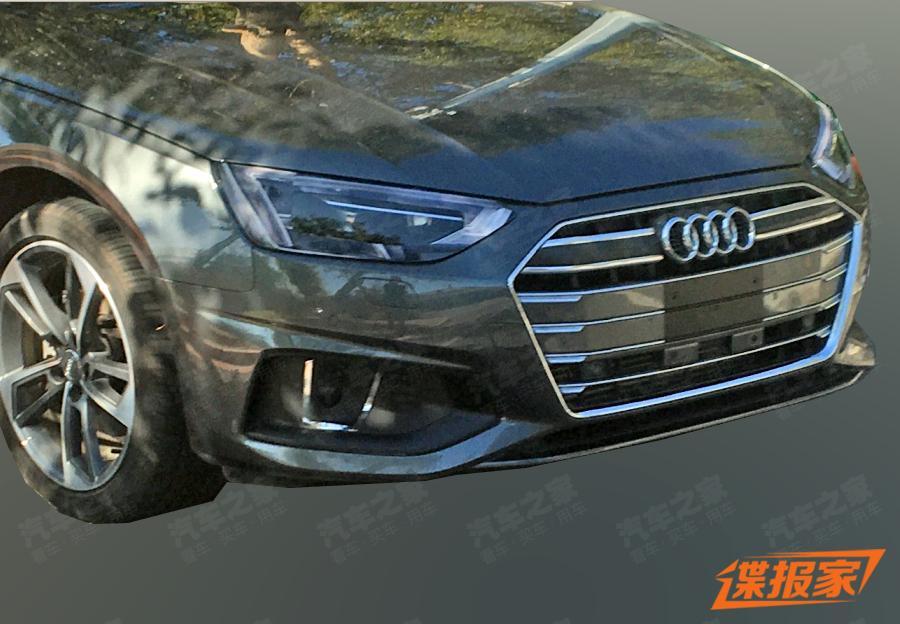 Audi_A4_L_facelift_leaked_0001