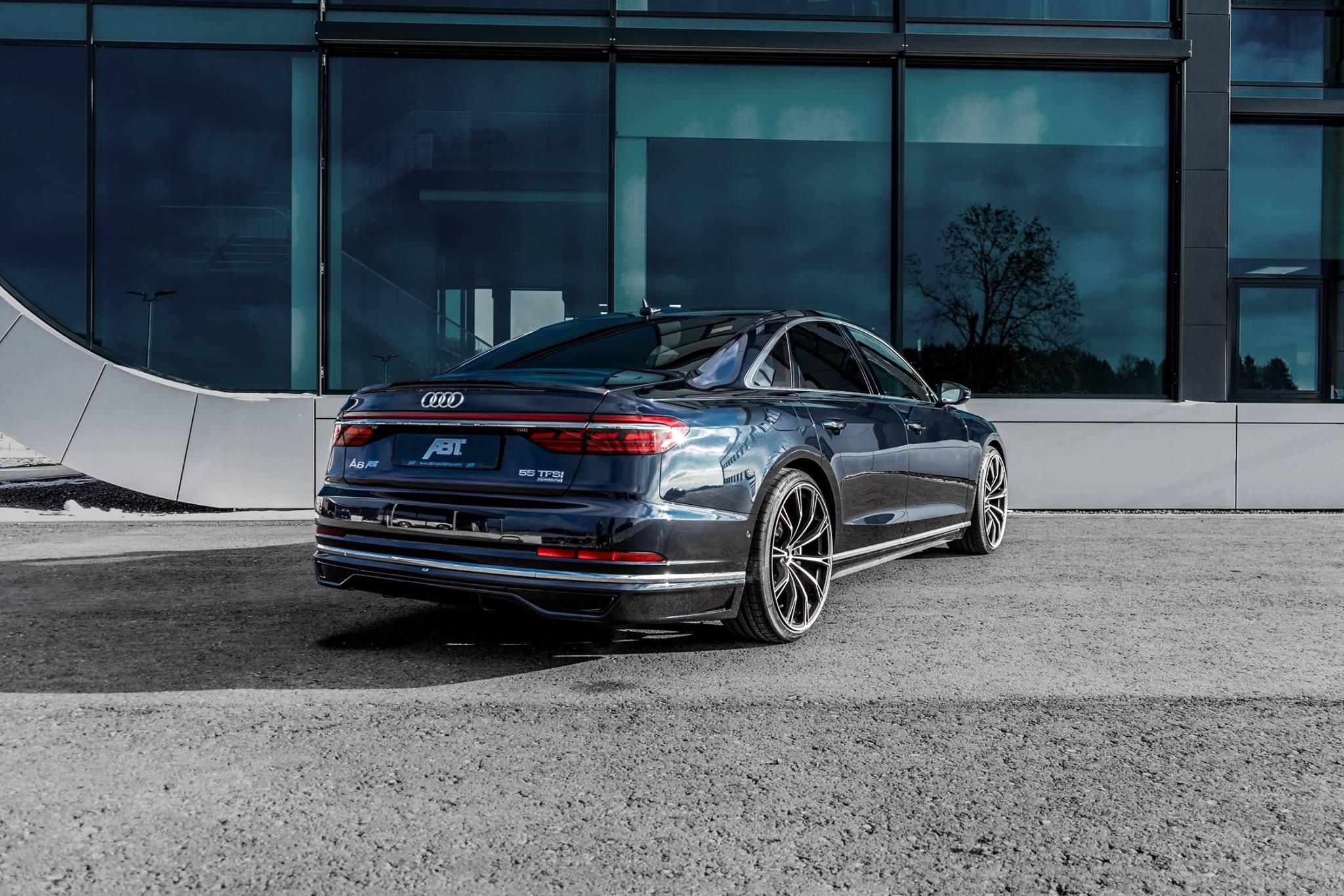Audi A8 by ABT (2)