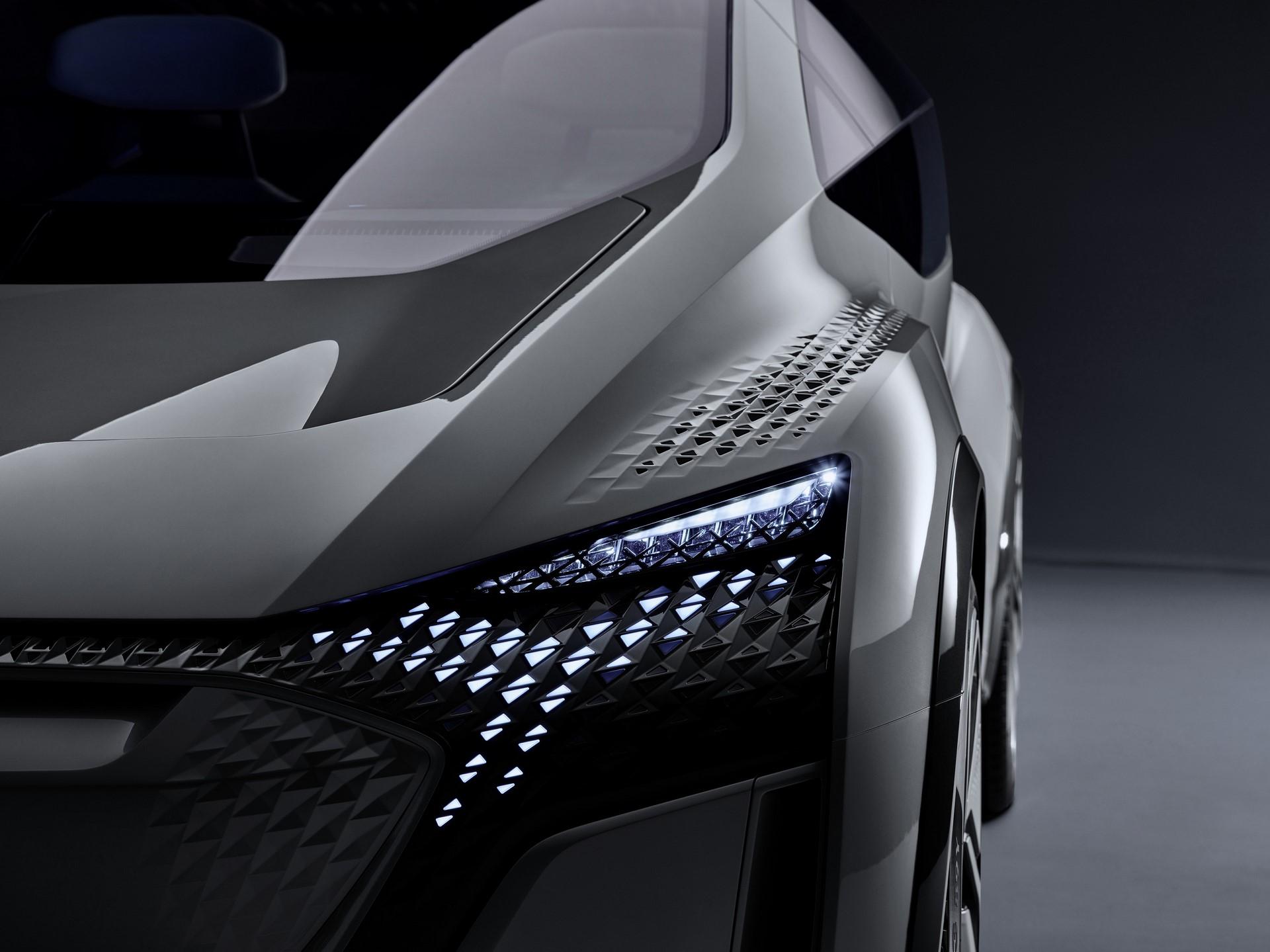 Audi AI:ME – detail