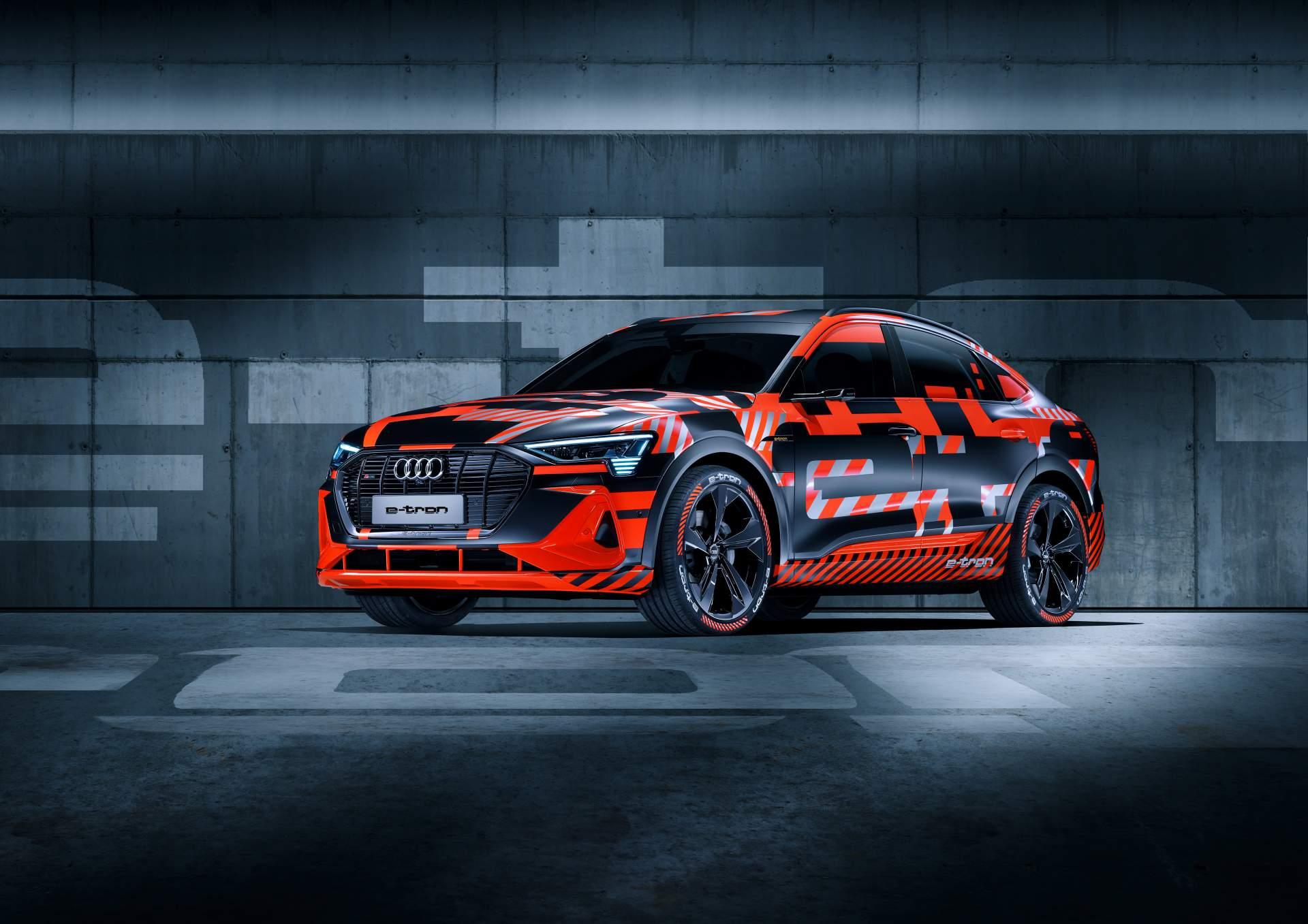 Audi E-Tron Sportback Prototype Geneva 2019 (13)