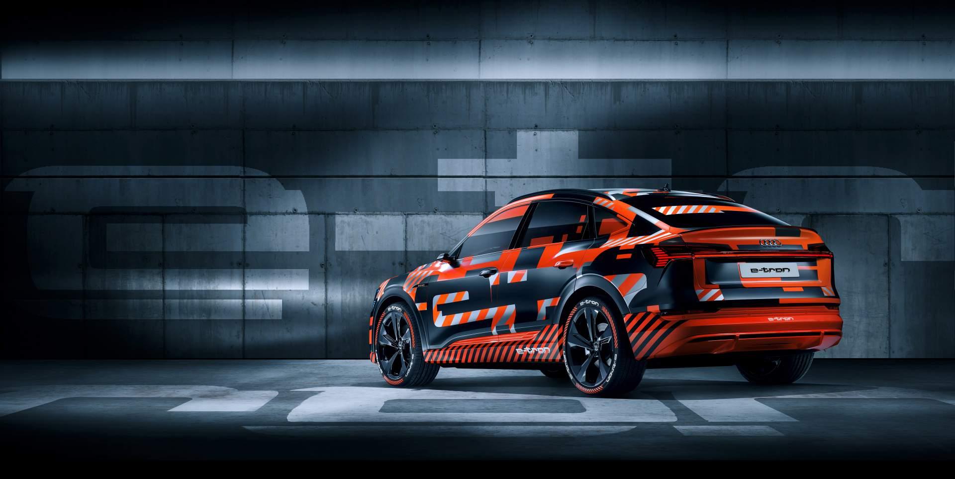 Audi E-Tron Sportback Prototype Geneva 2019 (15)