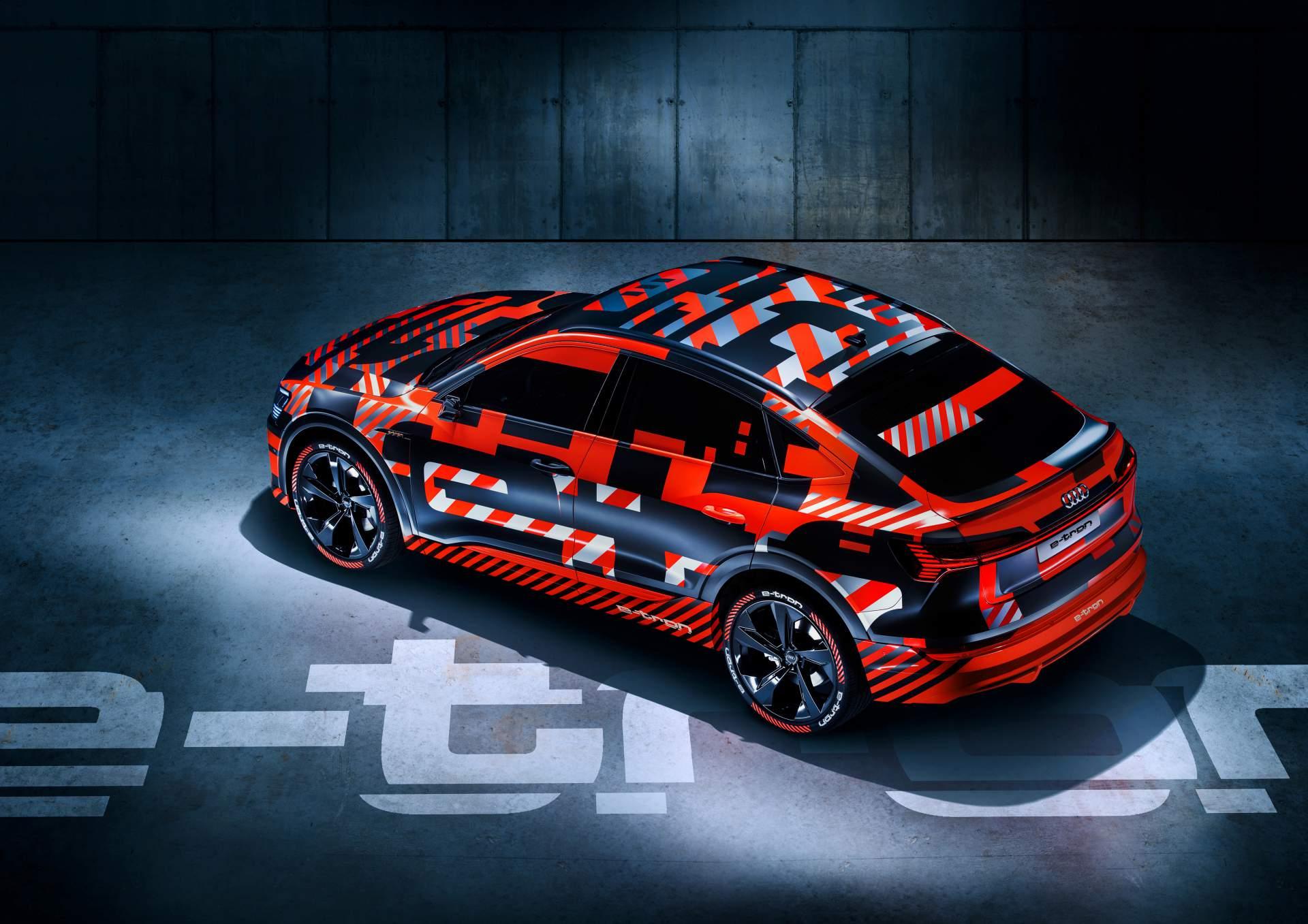 Audi E-Tron Sportback Prototype Geneva 2019 (16)