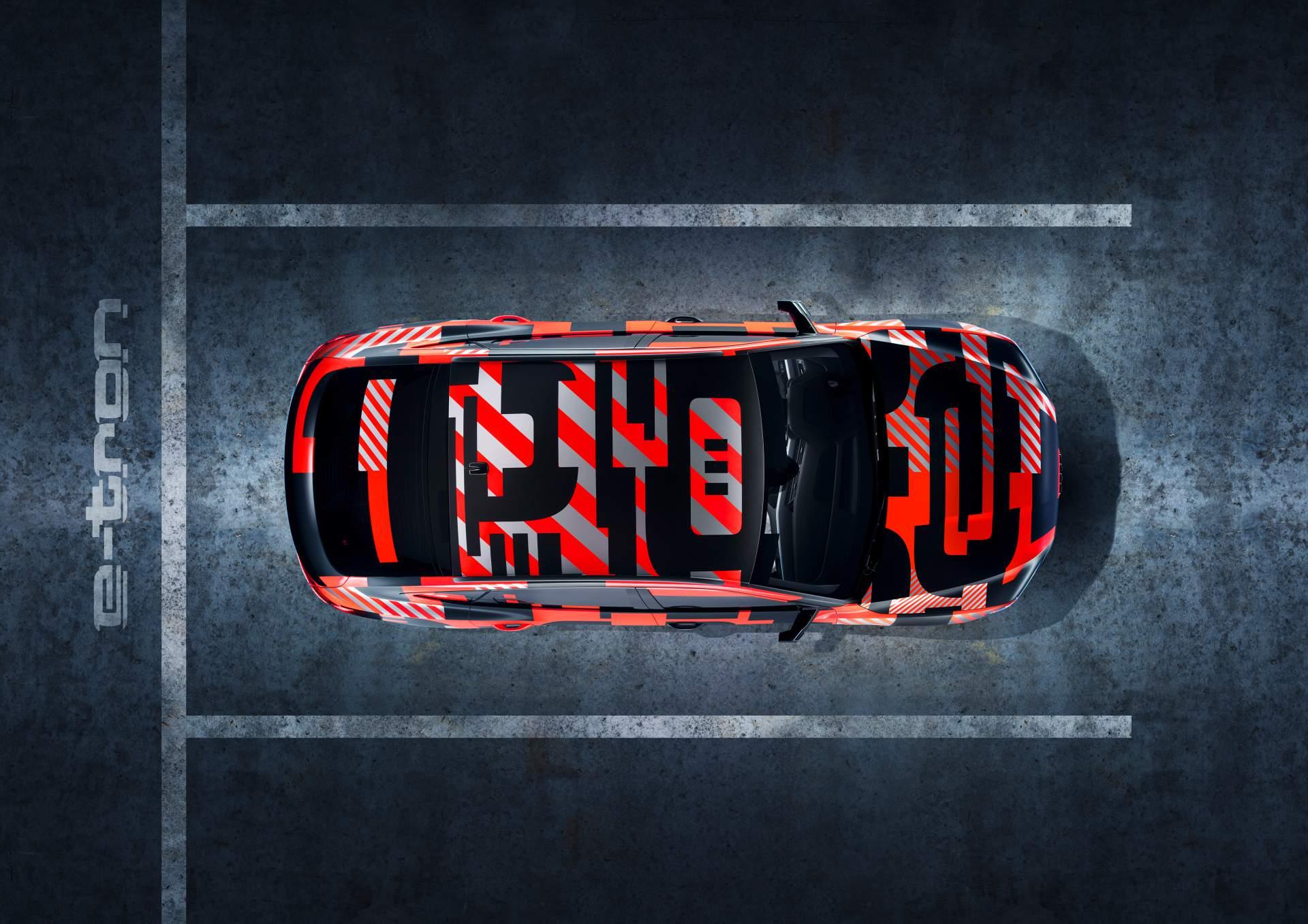 Audi E-Tron Sportback Prototype Geneva 2019 (17)