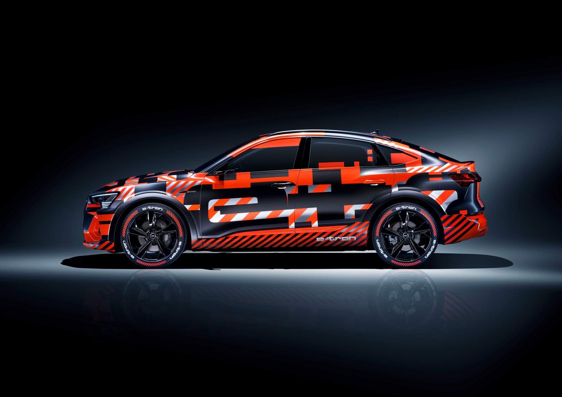Audi E-Tron Sportback Prototype Geneva 2019 (18)