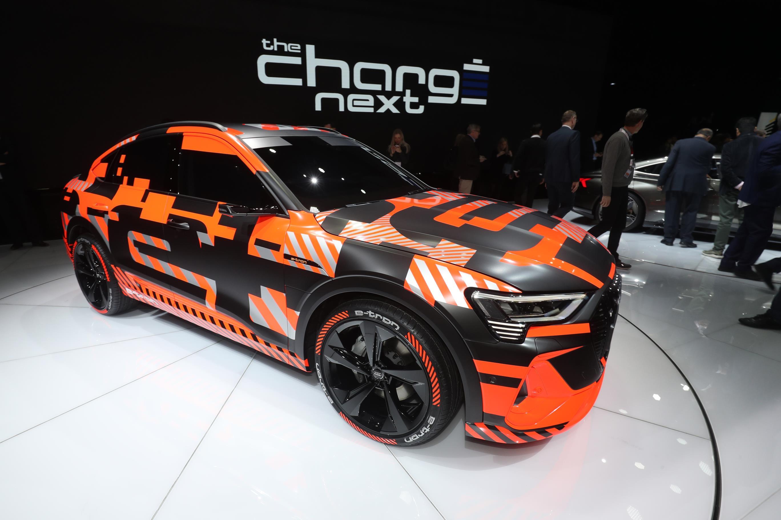 Audi E-Tron Sportback Prototype Geneva 2019 (2)