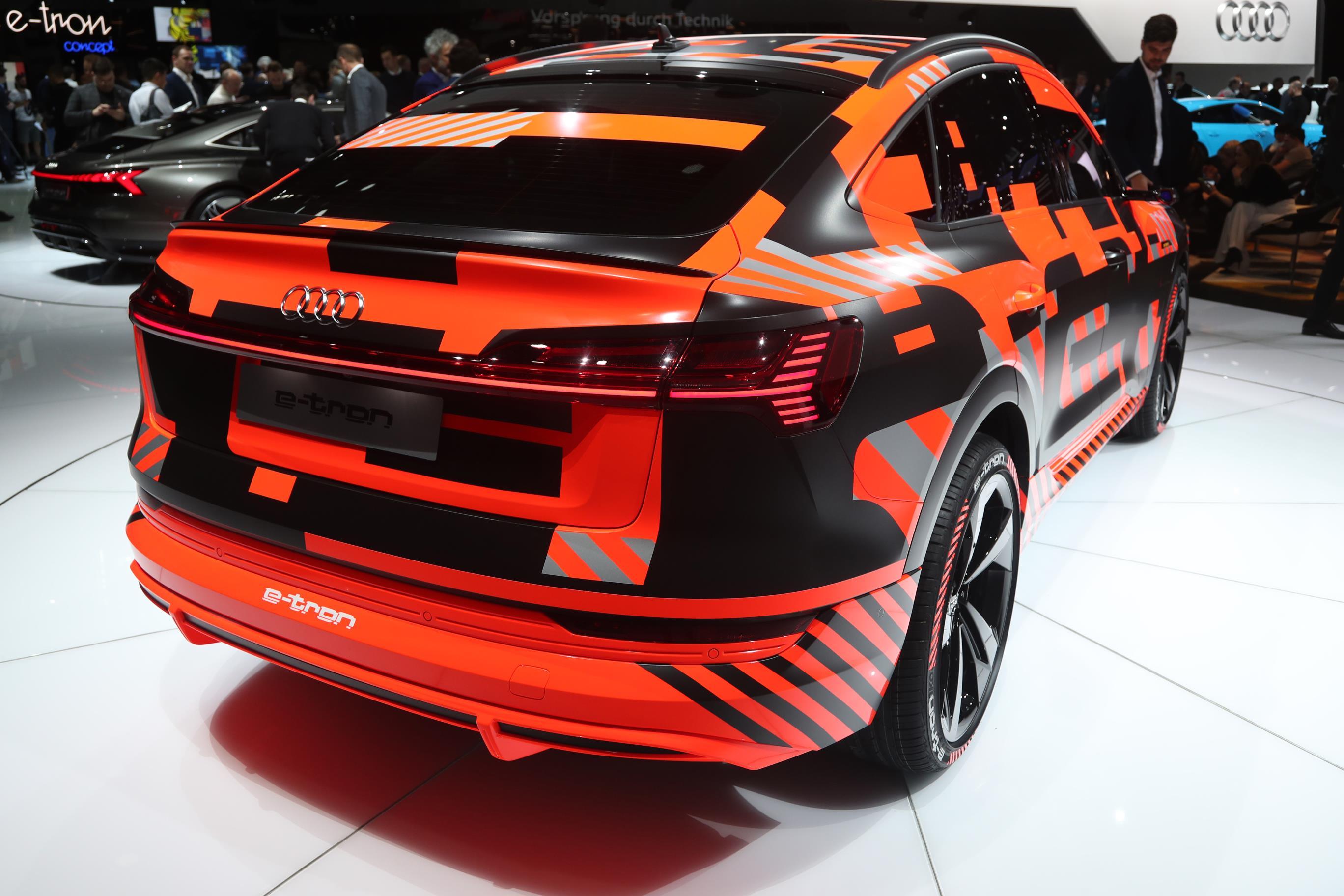 Audi E-Tron Sportback Prototype Geneva 2019 (7)