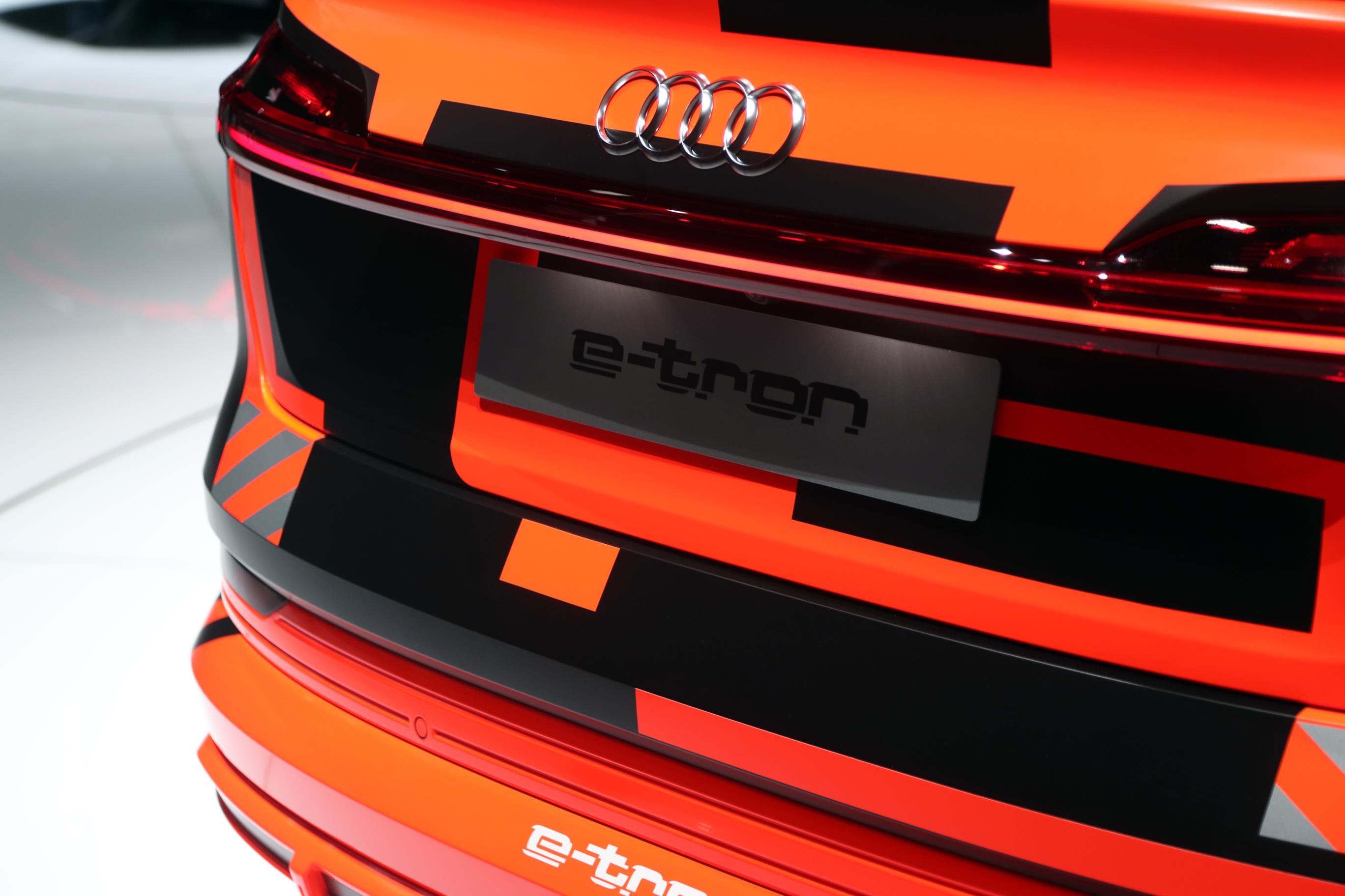Audi E-Tron Sportback Prototype Geneva 2019 (8)
