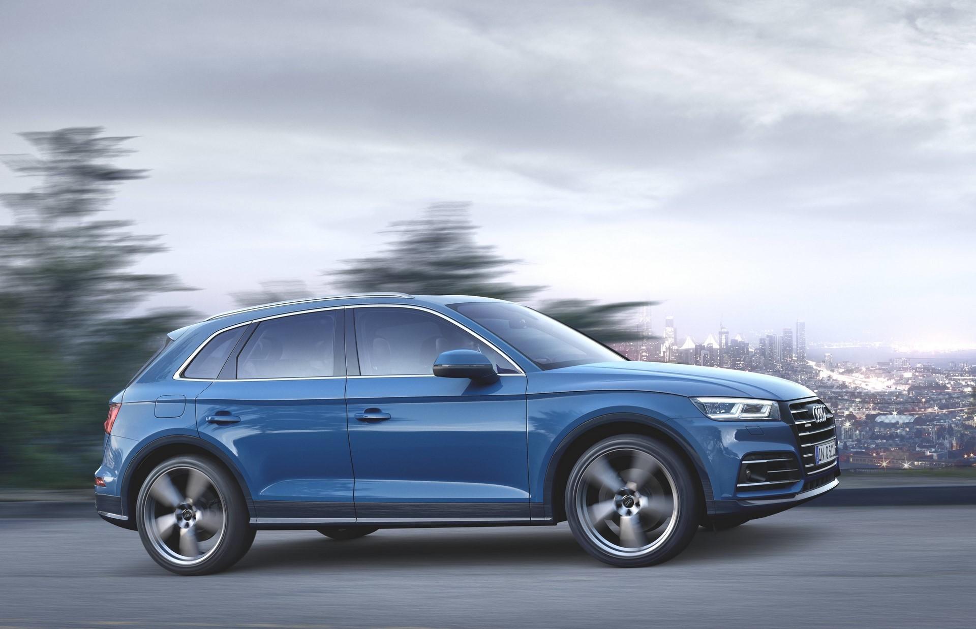 Audi Q5 TFSI e quattro - Autoblog.gr