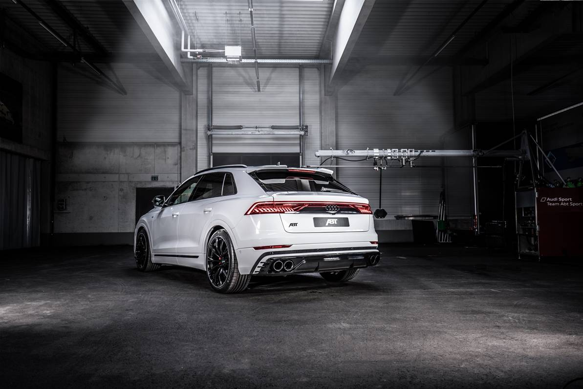 Audi Q8 by ABT (2)