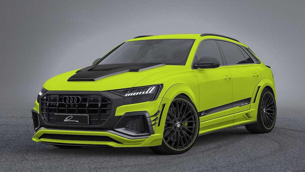 Audi Q8 CLR 8S by Lumma (1)