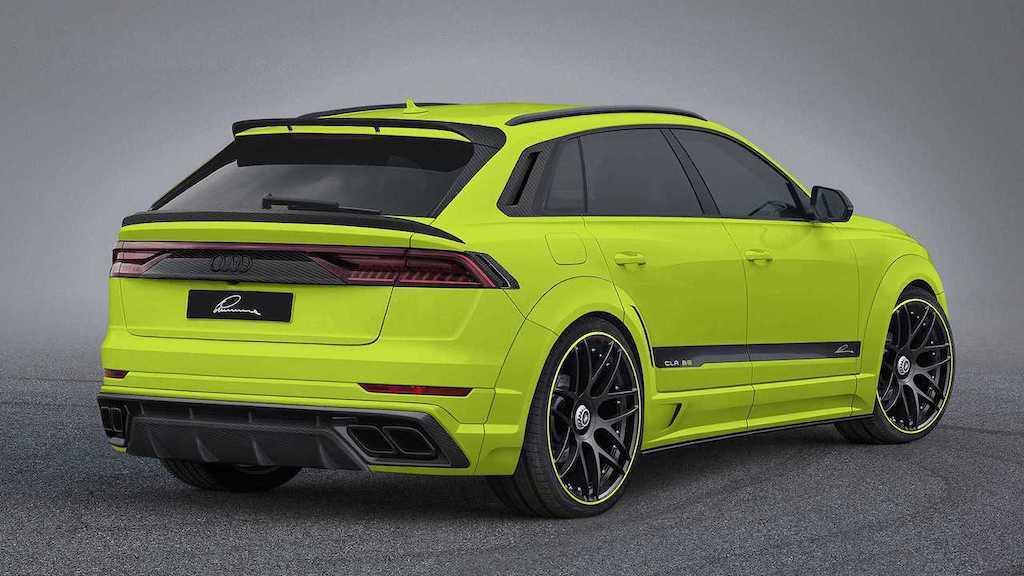 Audi Q8 CLR 8S by Lumma (2)